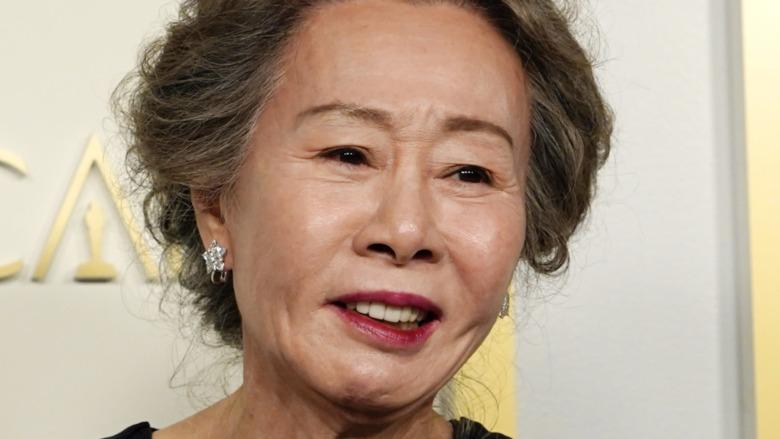Yuh-jung Youn, vinner av beste skuespillerinne i en birolle