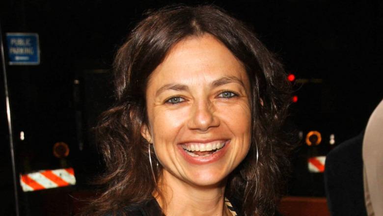 Justine Bateman smiler