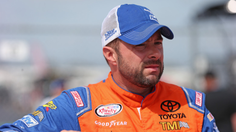 Eric McClure NASCAR