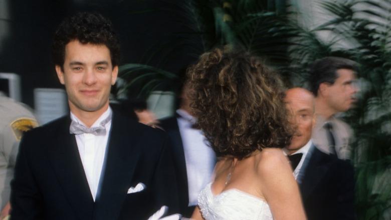 Tom Hanks og Rita Wilson bryllup