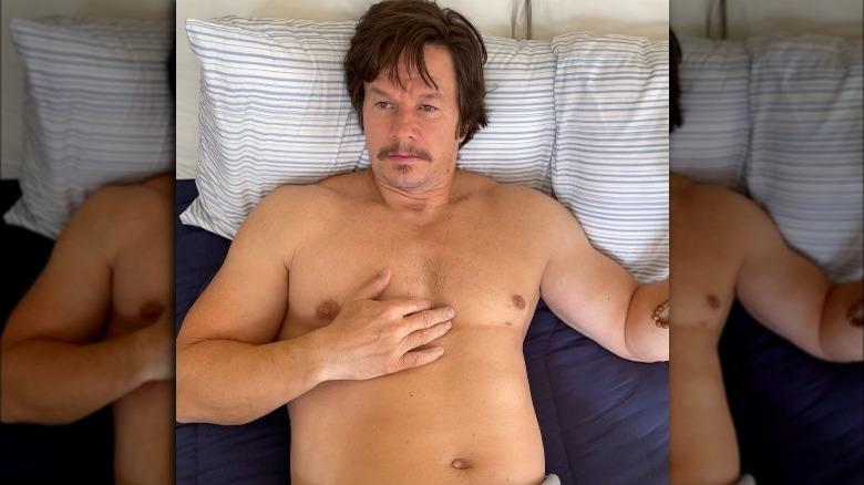 Mark Wahlberg viser sin vektøkning