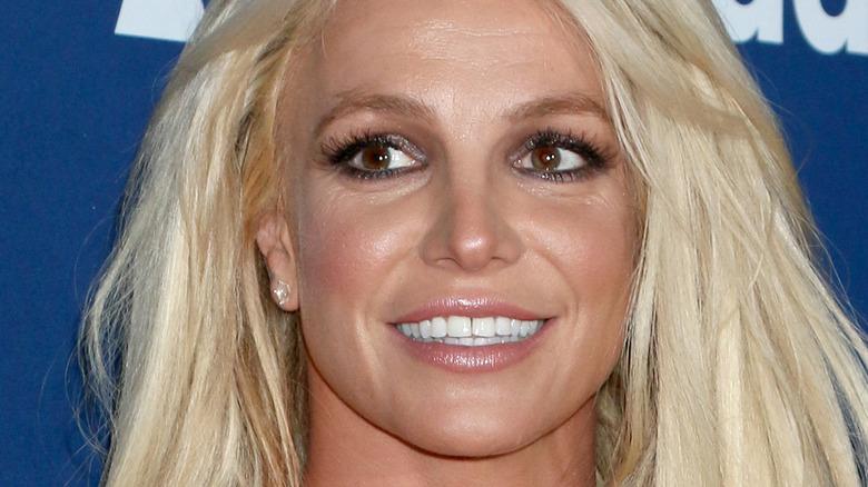 Britney Spears sideøye