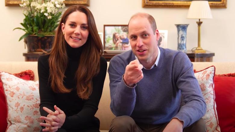 Kate Middleton prins William YouTube