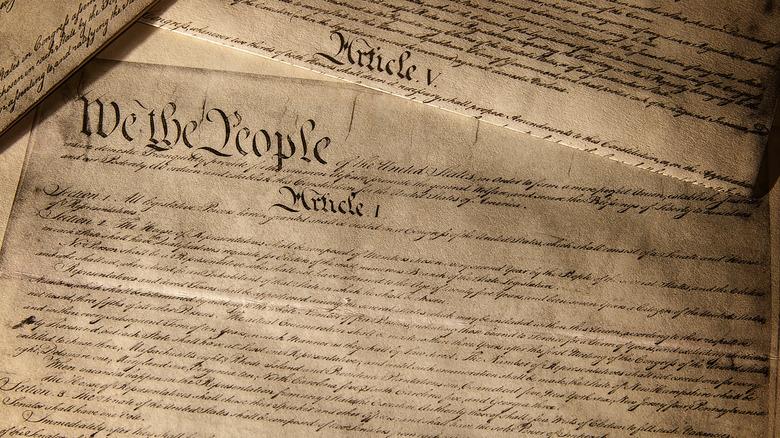 USAs grunnlov