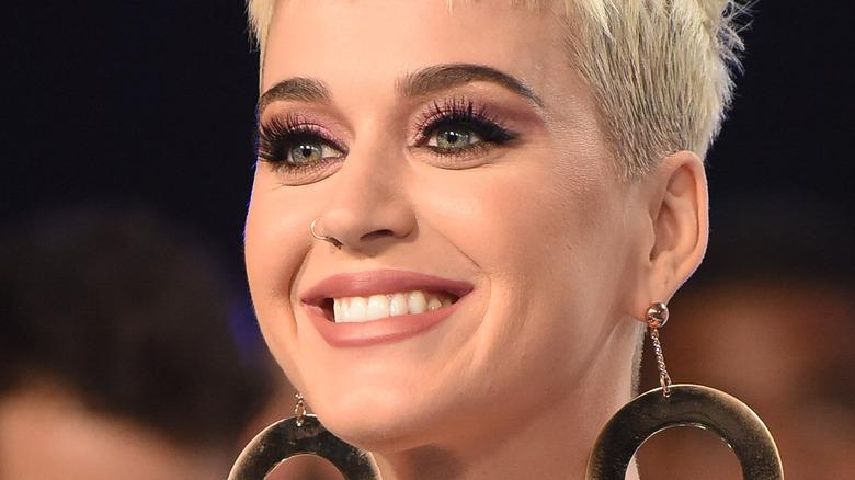 Katy Perry på den røde løperen