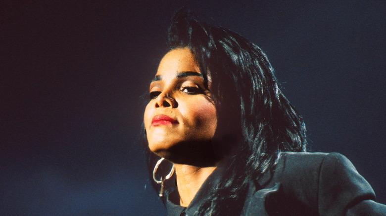 Janet Jackson på scenen