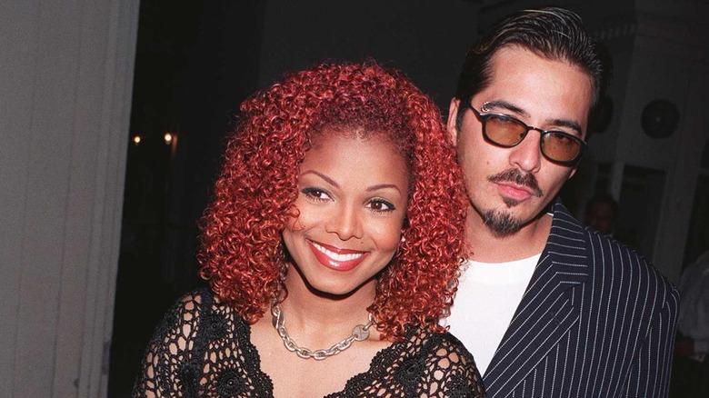Janet Jackson og Rene Elizondo