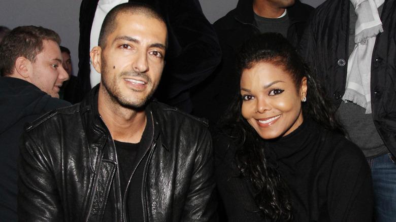 Wissam Al Mana og Janet Jackson