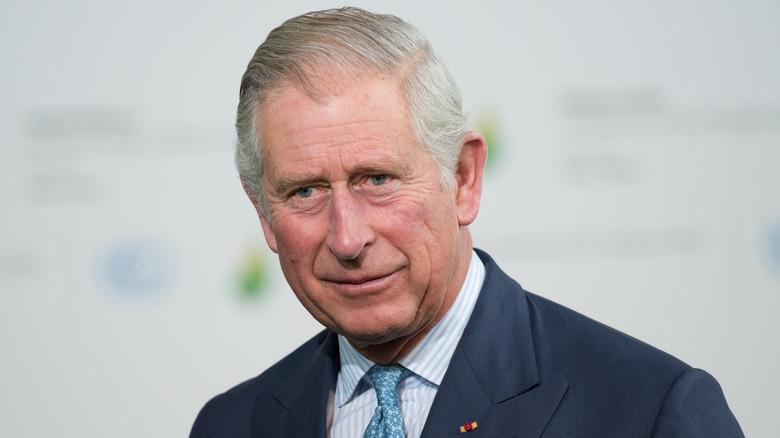 Prins Charles hår