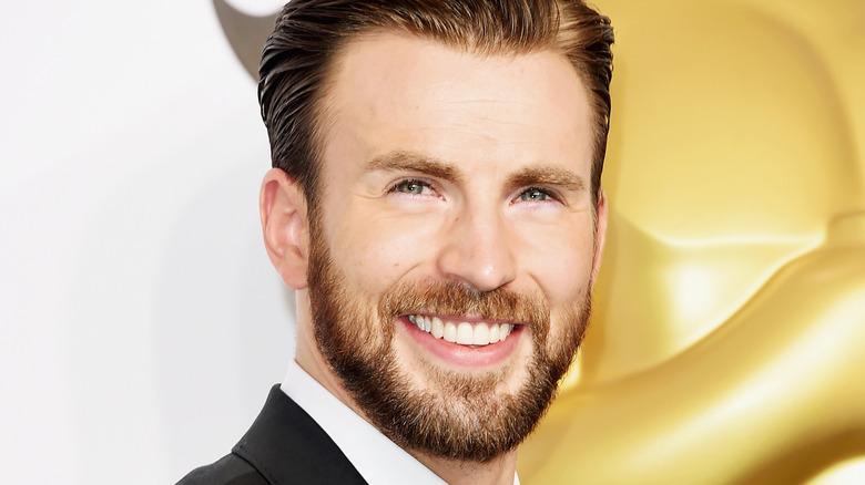 Chris Evans på Oscar-utdelingen