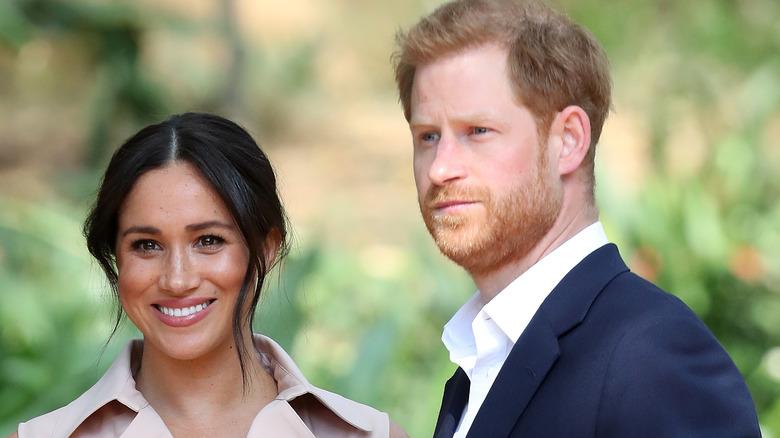 Meghan Markle og prins Harry
