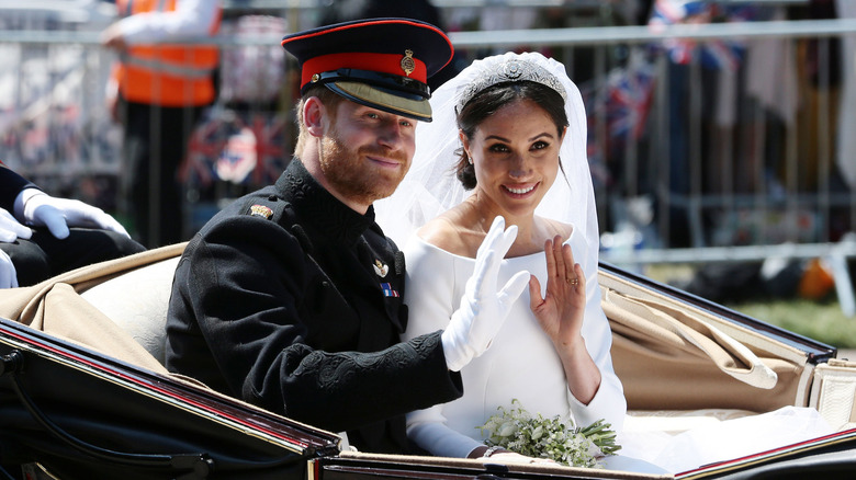 Prins Harry Meghan Markle bryllup