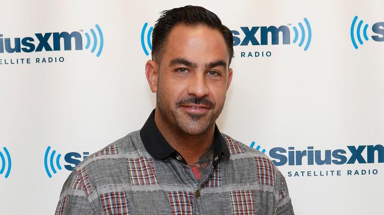 Chris Núñez smiler
