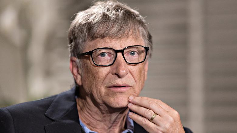 Bill Gates stryker haken
