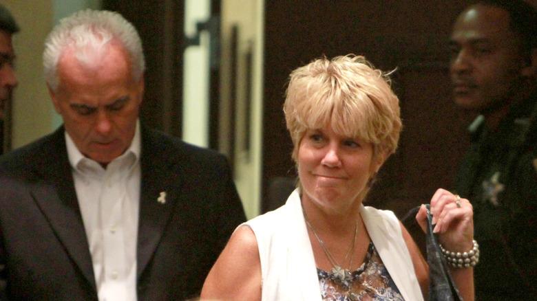 George og Cindy Anthony i retten