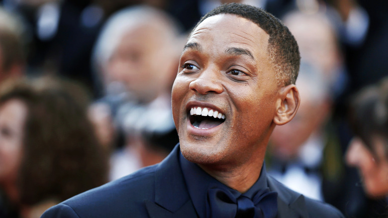Will Smith på Cannes Film Festival 2017
