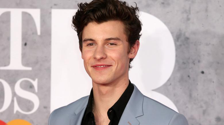 Shawn Mendes smiler