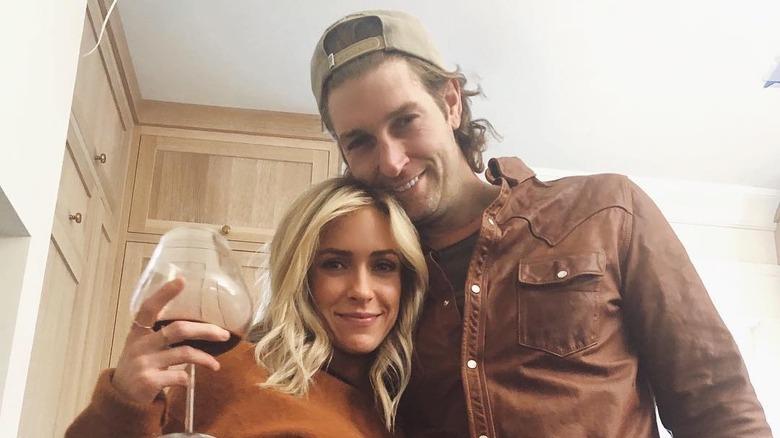 Kristin Cavallari og Jay Cutler på et bilde fra Instagram