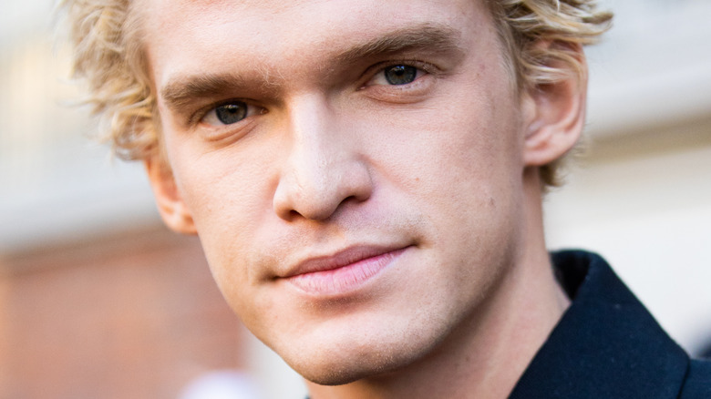 Cody Simpson poserer