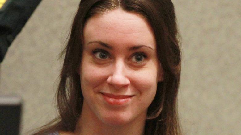 Casey Anthony smiler