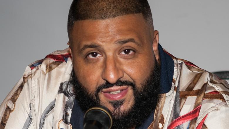 DJ Khaled deltok og opptrådte på BMI R&B / HIP-HOP AWARDS