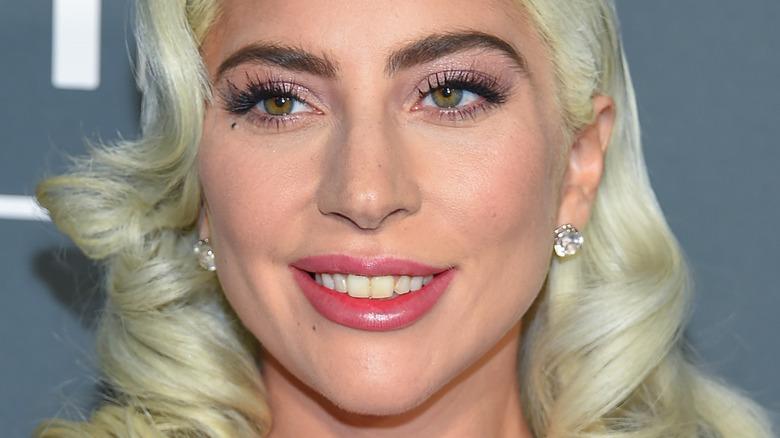 Lady Gaga på den røde løperen