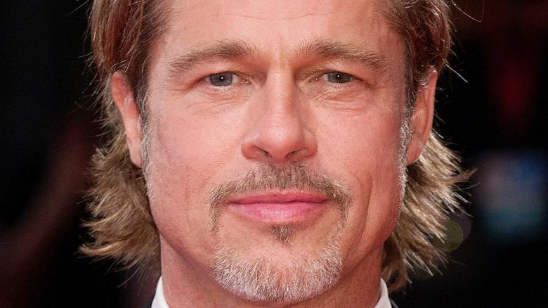 Brad Pittt smiler