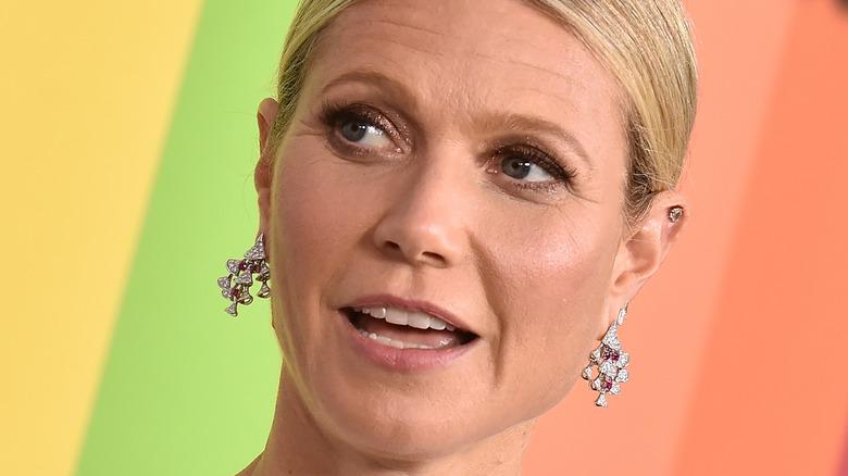 Gwyneth Paltrow overrasket