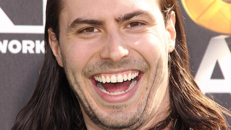 Andrew WK smiler