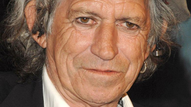 Keith Richards på et arrangement