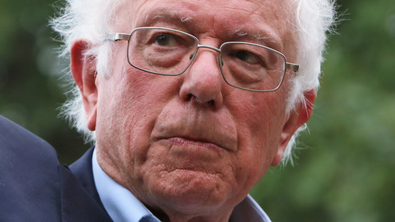 Bernie Sanders på kampanjesporet