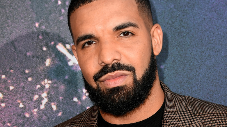 Drake på den røde løperen
