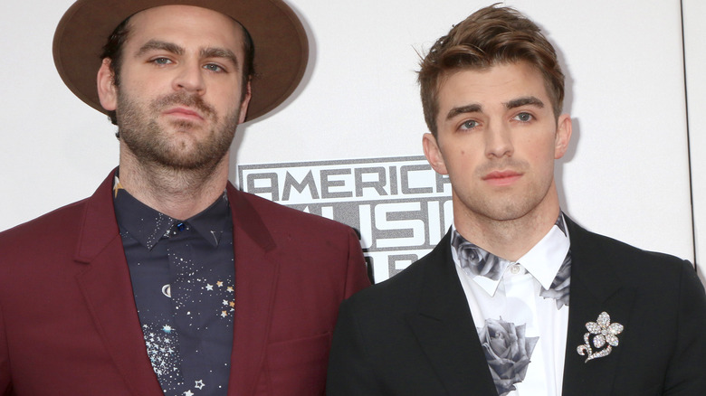 The Chainsmokers på American Music Awards 2016