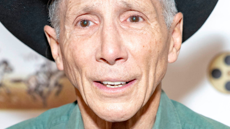 Johnny Crawford smiler