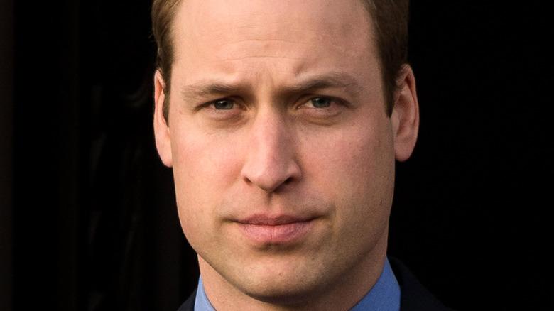 Prins William ører