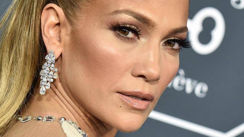 Jennifer Lopez øyevipper