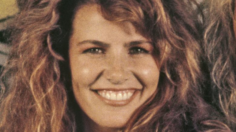 Tawny Kitean smiler på 80-tallet