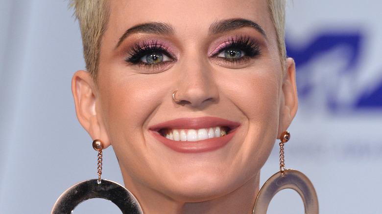 Katy Perry smiler