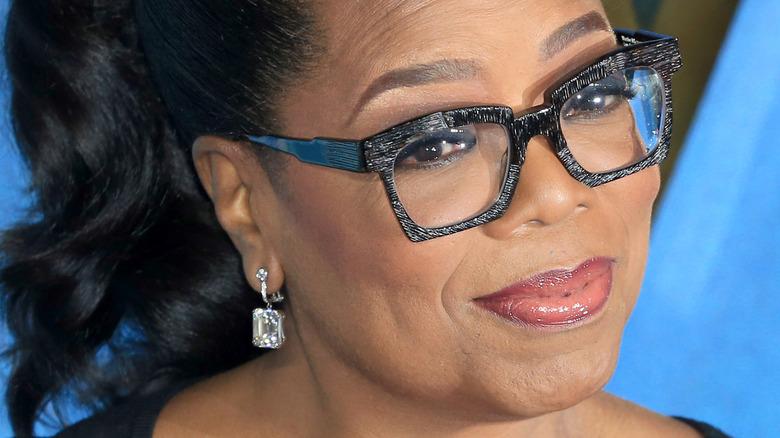 Oprah smiler