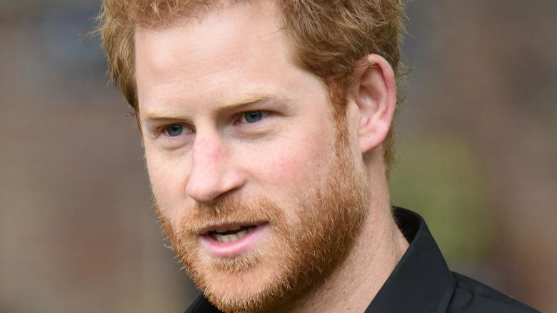 Prins Harry på Invictus-lekene