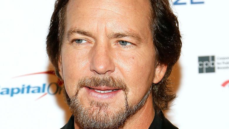 Eddie Vedder fra Pearl Jam
