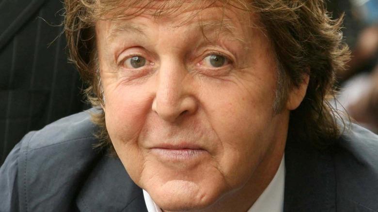 Sir Paul McCartney på Hollywood Walk of Fame 2009