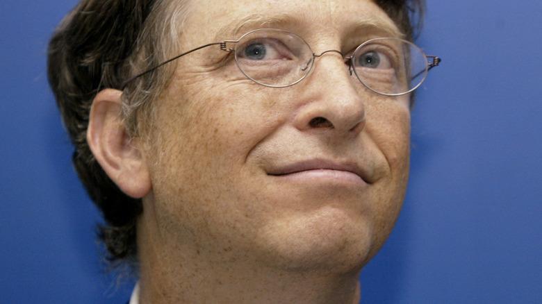 Bill Gates sideye