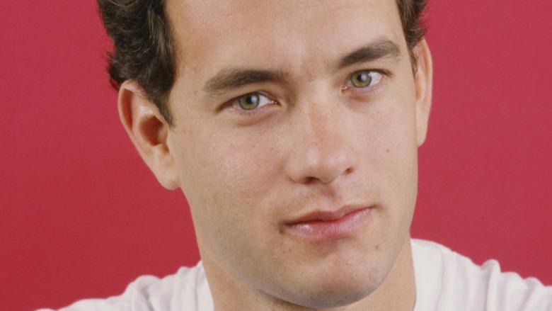 Tom Hanks ung