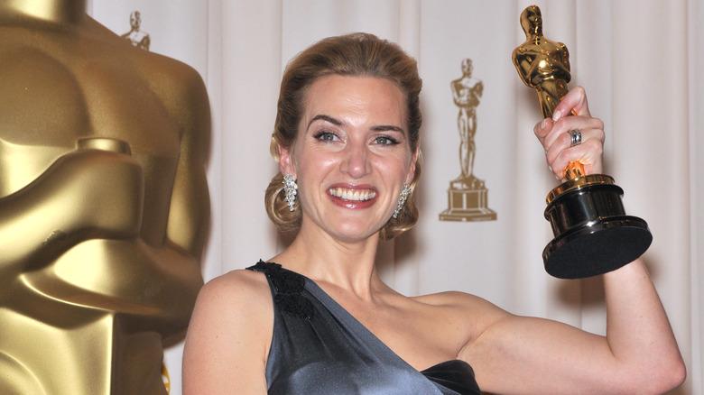 Kate Winslet, poserer