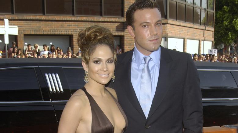 Jennifer Lopez og Ben Affleck