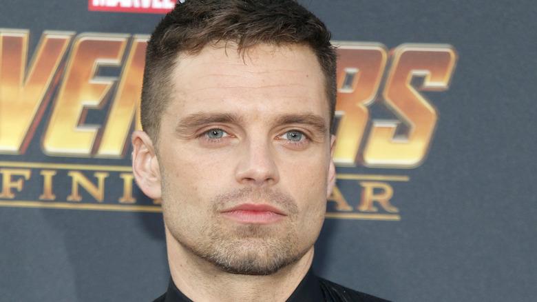 Sebastian Stan på Avengers premiere