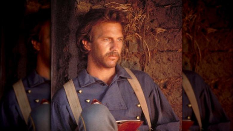 Kevin Costner i 'Danser med ulver'.