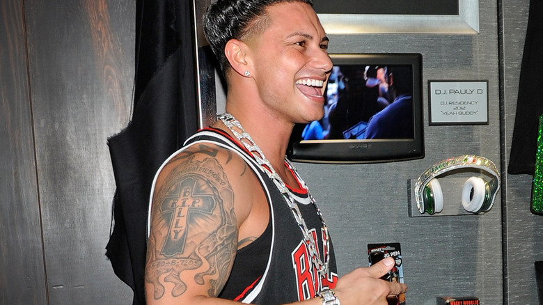 Pauly D's RIP Billy-tatovering