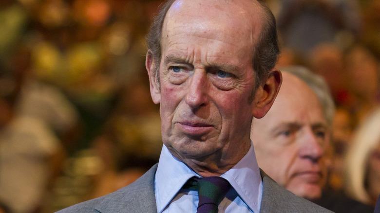 Edward, hertugen av Kent furet pannen